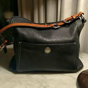 Coach Leather Chelsea Hobo Bag